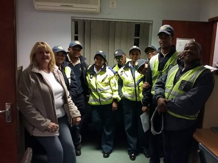 Provincial Traffic Officers