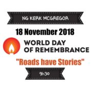 World Day of Remembrance Notice