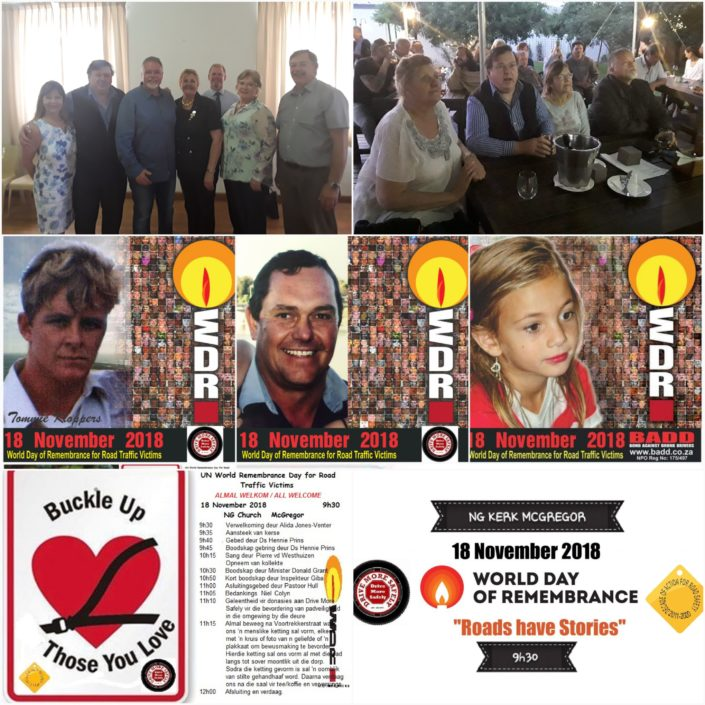 World Remembrance Day 2018